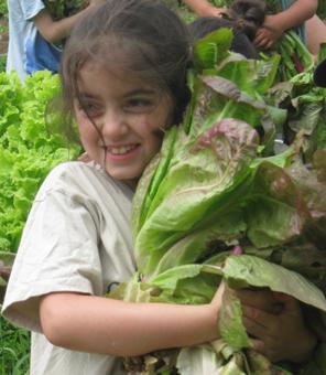 Kids Love Farming